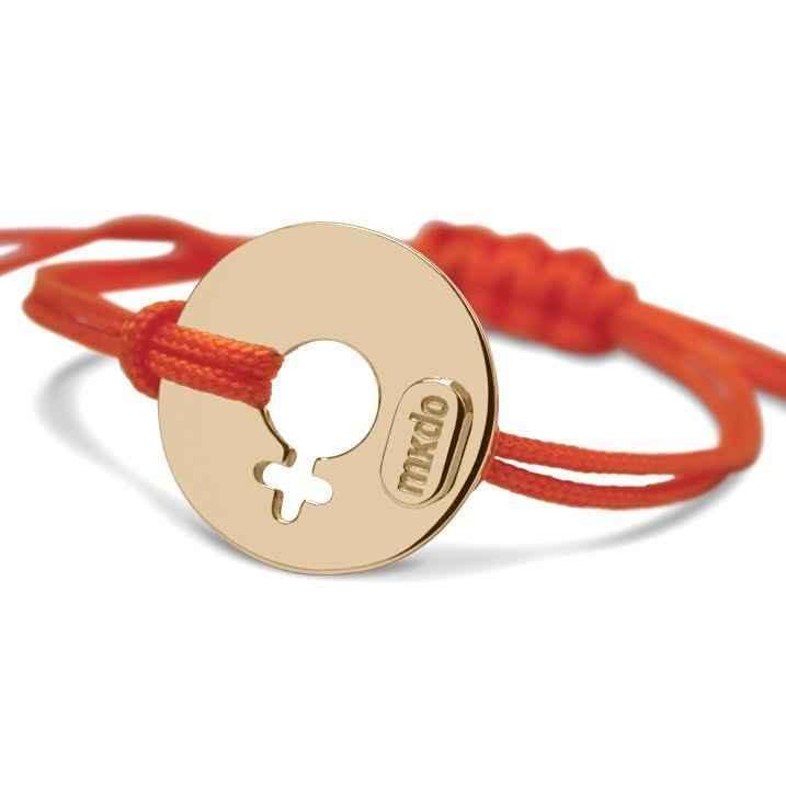 Mikado Bracelet Disco girl - Or jaune 18ct