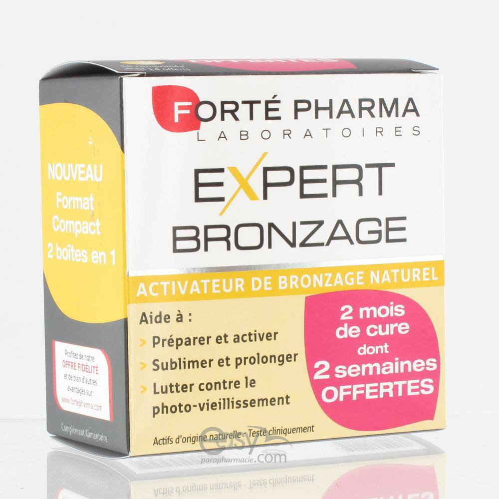 FORTE PHARMA EXPERT BRONZAGE 56 COMPRIMES