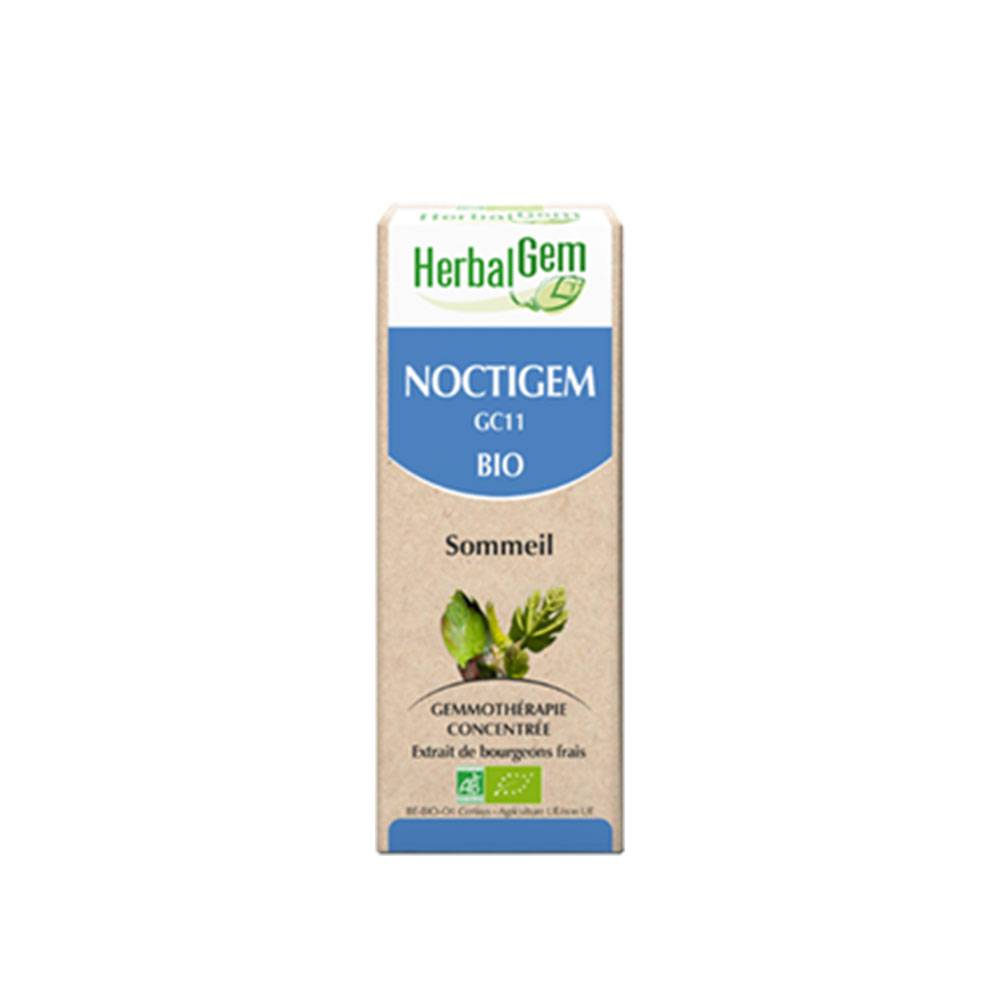 HERBALGEM NOCTIGEM SPRAY GC11 BIO 15ML
