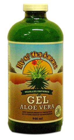 NATURE'S PLUS GELEE D'ALOE VERA 946ML