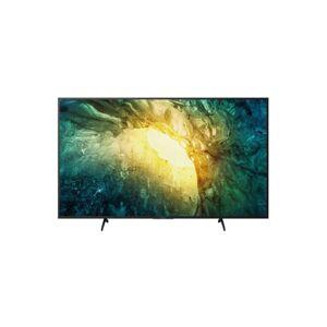 Sony kd-49x7055 - Publicité