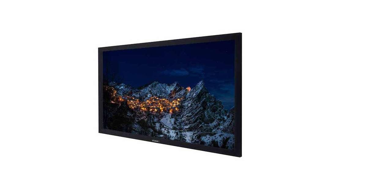 Lumene movie palace uhd 4k 600c velvet screen