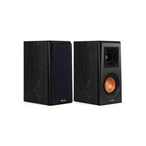 Klipsch rp-400m ebony vinyl - la paire - Publicité