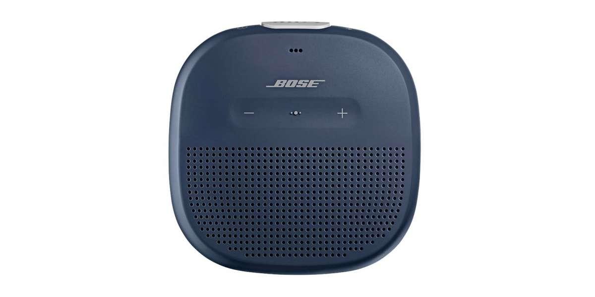 Bose soundlink micro bleu nuit