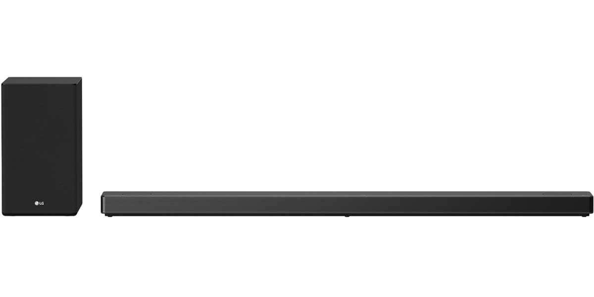 LG sn10yg barre de son dolby atmos 5.1.2