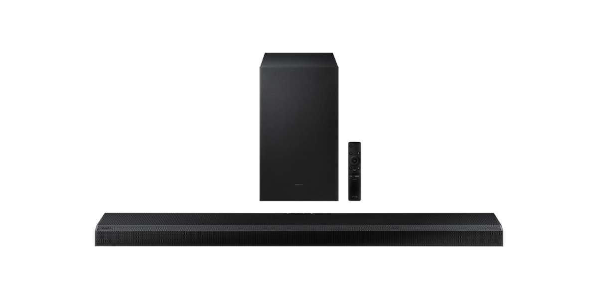 Samsung HW-Q700 - Barre de son 3.1.2