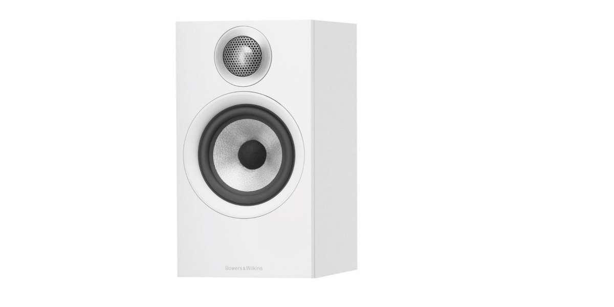 B&W 607 blanc - prix unitaire