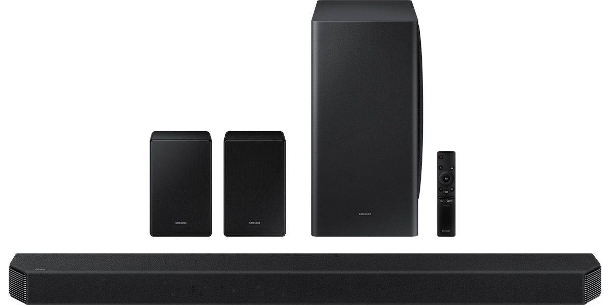 Samsung barre de son q-series hw-q950a 2021