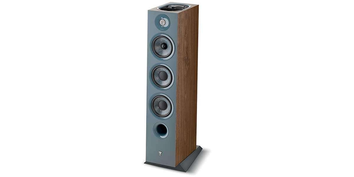 Focal-JMlab chora 826-d dark wood - prix unitaire