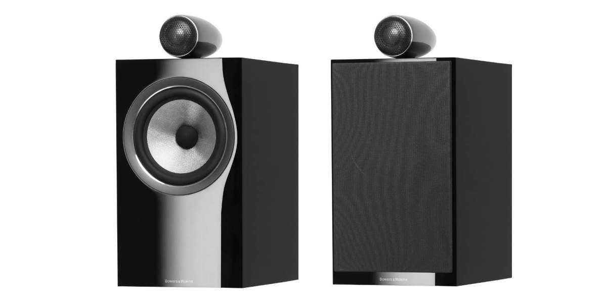 B&W 705 s2 gloss black - prix unitaire