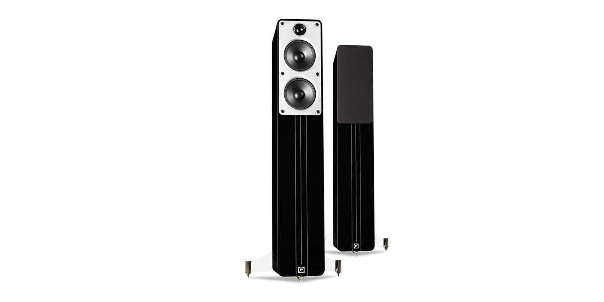 Q Acoustics Concept 40 Noir - Prix unitaire
