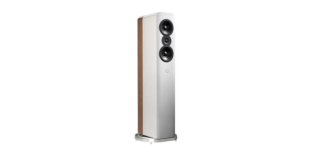 Q Acoustics concept 500 white oak - prix unitaire