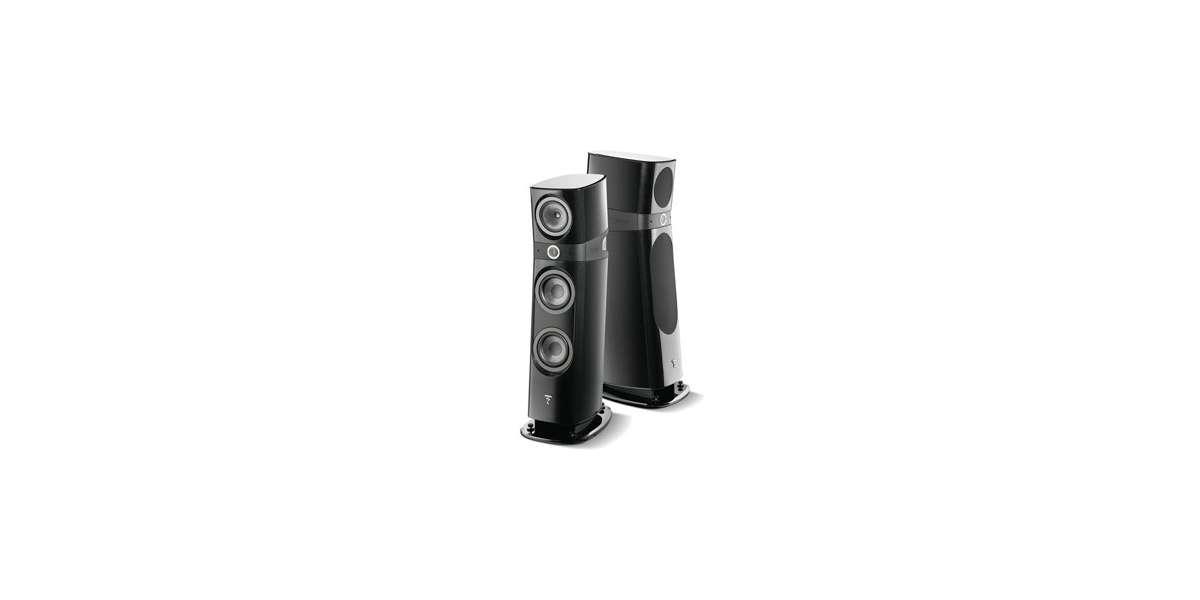 Focal-JMlab sopra n°2 black lacquer - prix unitaire