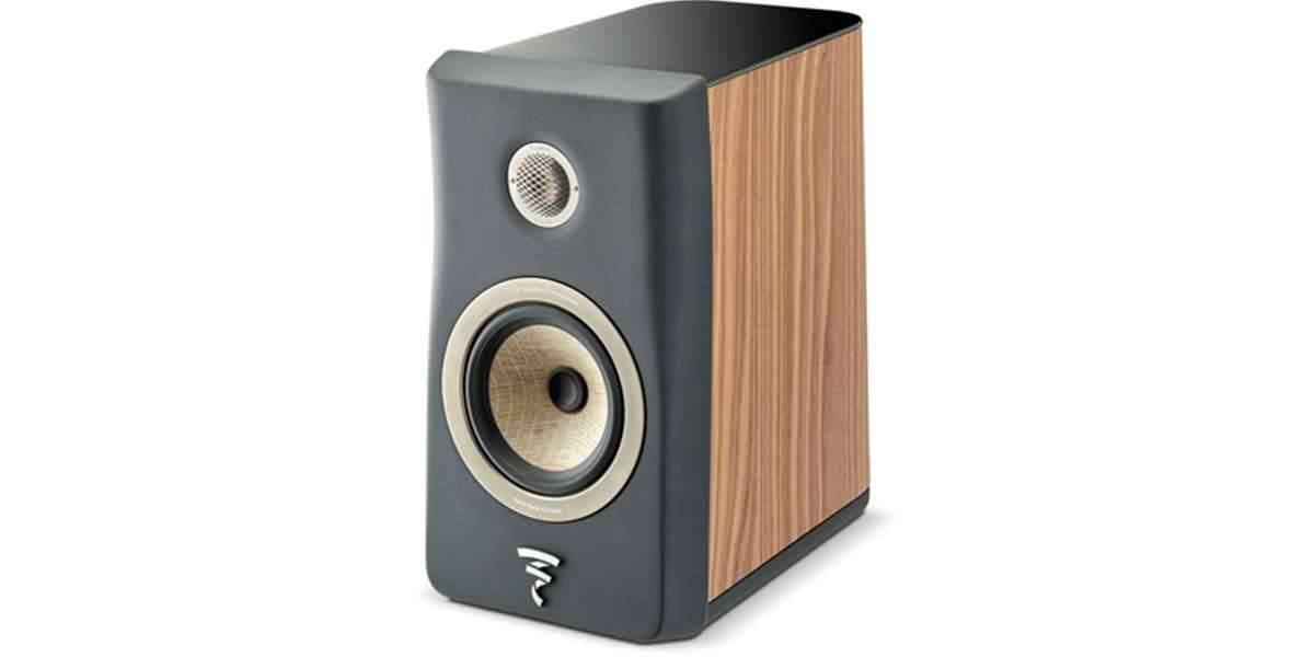 Focal-JMlab kanta n1 walnut dark grey - prix unitaire