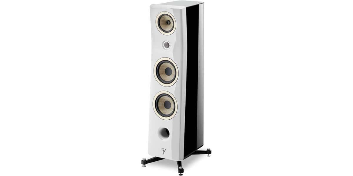 Focal-JMlab kanta n3 black high gloss carrara white - prix unitaire