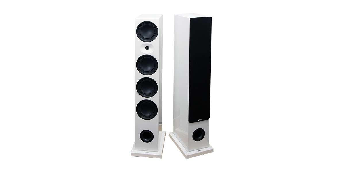 Advance Acoustic kc800 blanc laqué - prix unitaire