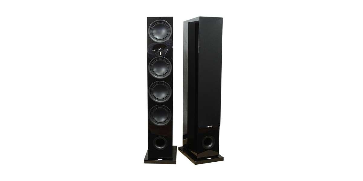 Advance Acoustic kc800 noir laqué - prix unitaire