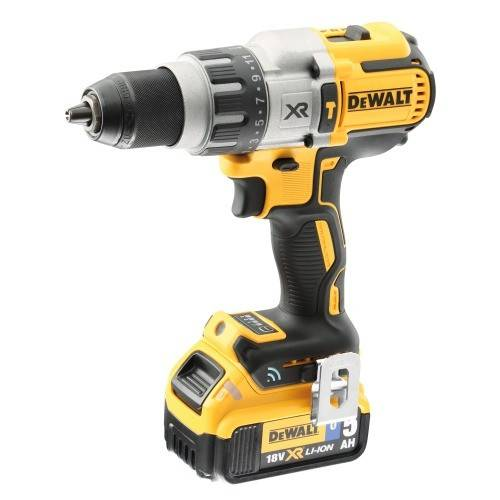 DEWALT Perceuse visseuse à percussion 18 V Tool connect - DCD 997 P2B DEWALT