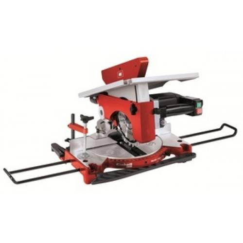 EINHELL Scie à onglet avec table - radiale - puissance 1200 watts - TC-MS 2112 T EINHELL