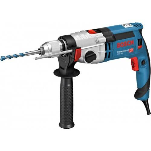 BOSCH Perceuse à percussion 1100 W GSB 24-2 - 060119C801 BOSCH