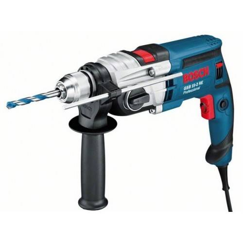 BOSCH Perceuse à percussion 850 W GSB 19-2 RE-060117B500 BOSCH