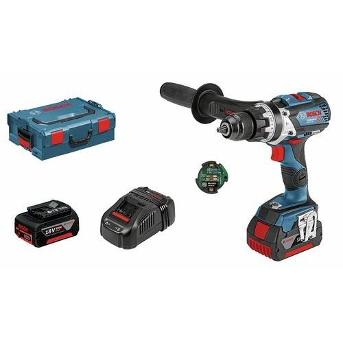 BOSCH Perceuse visseuse à percussion 18 V - GSR 18 V-85C Professional BOSCH