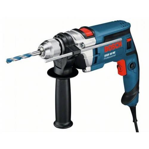 BOSCH Perceuse à percussion 750 W GSB 16RE-060114E500 BOSCH