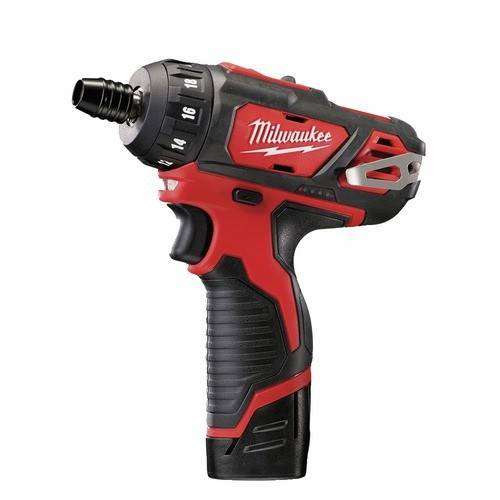 MILWAUKEE Perceuse-visseuse sans fil 12V - M12BD-202C MILWAUKEE