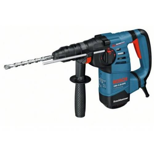 BOSCH Perforateur 800 W SDS-plus GBH 3-28 DFR+coffret LBOXX-061124A004 BOSCH
