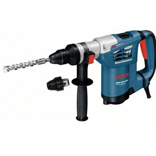 BOSCH Perforateur 900 W SDS-plus GBH 4-32 DFR+coffert L BOXX-0611332104 BOSCH
