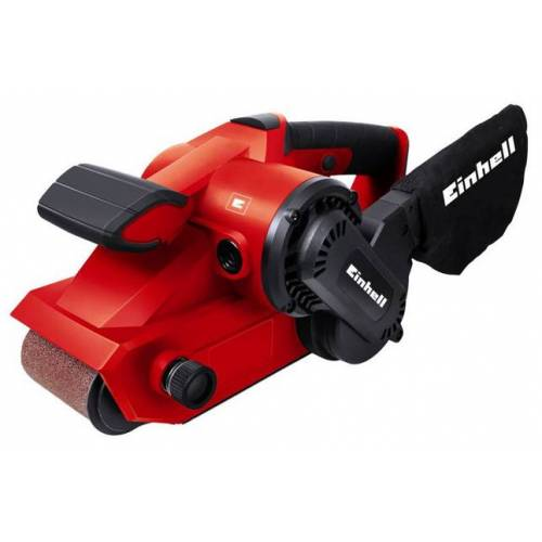 EINHELL Ponceuse à bande - puissance 800 watts - TC-BS 8038 EINHELL