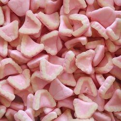 DULCEPLUS Dentiers LISSES en sac de 1 kg bonbons gélifiés à 3.50 € le kilo !