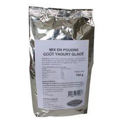 Confiserie Foraine Mix concentré goût YAOURT GLACÉ DÉSTOCKAGE -50% DLUO 11/2020 dosage : 1 sachet + 4 litres de lait