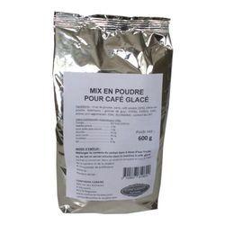 Confiserie Foraine Mix concentré pour CAFÉ GLACÉ dosage : 1 sachet + 4 litres d'eau ou de lait