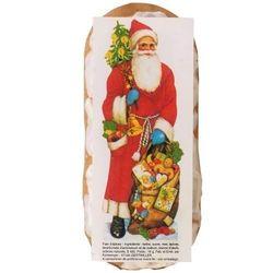 Fortwenger Carton de 100 pains d'épices glacés PÈRE-NOËL 20g / 12 cm A190PC ARTICLE EN PRÉCOMMANDE: LIVRAISON EN OCTOBRE AVEC TOUTE LA COMMANDE (voir conditions*) soit 0.39 € la langue de pain d'épices glacé Père Noël !