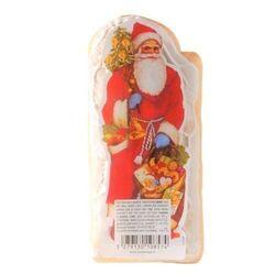 Fortwenger Carton de 45 pains d'épices glacés PÈRE-NOËL 75g / 19 cm 1030PMD ARTICLE EN PRÉCOMMANDE: LIVRAISON EN OCTOBRE AVEC TOUTE LA COMMANDE (voir conditions*) soit 0.79 € la langue de pain d'épices glacé Père Noël !