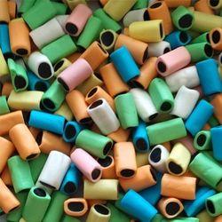 DULCEPLUS Mini bâtons fourrés à la réglisse en sac de 1 kg bonbons gélifiés à la réglisse à 3.50 € le kilo !