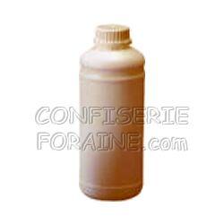 Confiserie Foraine Concentré goût COLA pour machines à granité Bidon de 1 Litre (+ sucre et eau selon mode d'emploi) = 43 litres de granité !