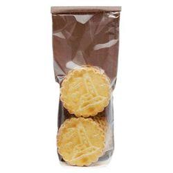 Austrobags Sachet 100x220 TOILE DE JUTE CHOCOLAT à fond carton x 100 98601 en polypropylène 35u neutre