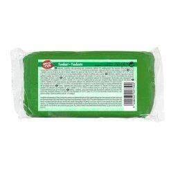 Hamlet Pâte à sucre VERTE 250 g idéale pour la décoration en pâtisserie