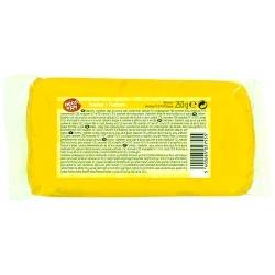 Hamlet DECOFUN - Pâte à sucre JAUNE - Carton de 12 x 250 g soit 1,33 € les 250g de pâte à sucre !