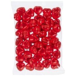 Hamlet Coeur en chocolat au lait en sachet de 500g 695.06.0001 - bonbons de chocolat au lait en forme de coeur