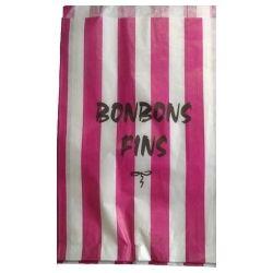 Confiserie Foraine Sachet à bonbons en papier x 1000 PETITE taille 160 +50 x 250 mm