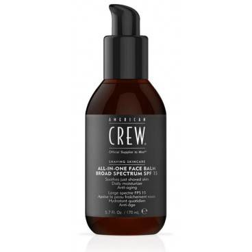 American Crew Baume hydratant All-in One face Balm 170 ML