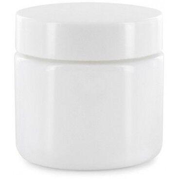 PBI Pot Verre Opaline Blanc 30ml - PBI