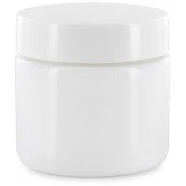 PBI Pot Verre Opaline Blanc 50ml - PBI