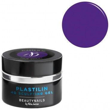 Beauty Nails Plastilin 4d true violet 5g Beauty Nails GP101-28