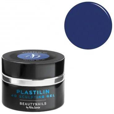 Beauty Nails Plastilin 4d royal blue 5g Beauty Nails GP105-28