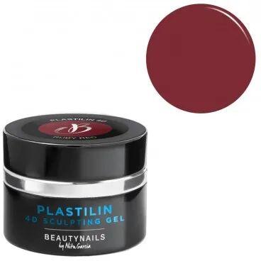 Beauty Nails Plastilin 4d - ruby red 5g Beauty Nails GP106-28