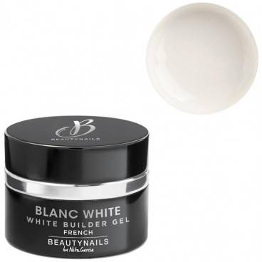 Beauty Nails Gel french 5g Blanc white builder Beauty Nails G261P-28